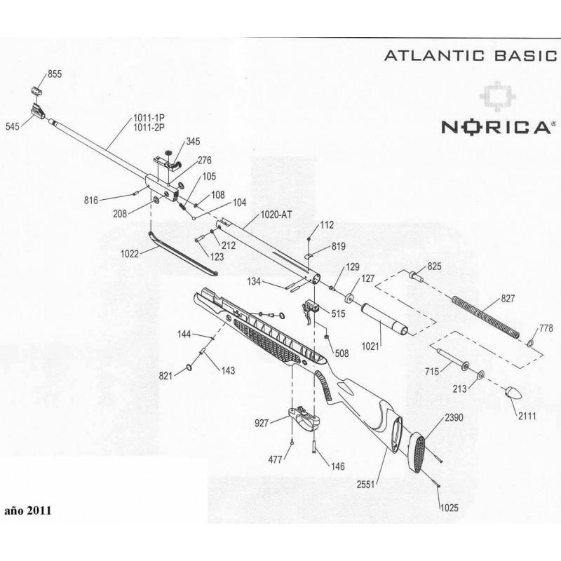 1 Norica Atlantic 2011 Despiece