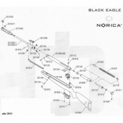 1 Norica Black Eagle 2011 Despiece