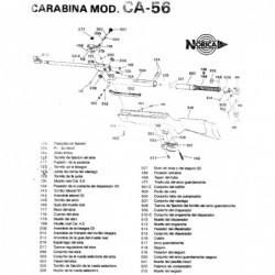 1 Norica 56 Despiece