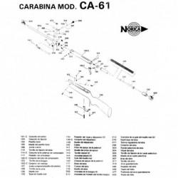 1 Norica 61 Despiece