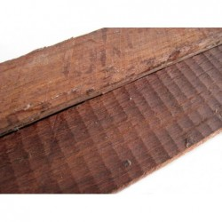 Trozo de madera Palo Violeta 180X55X10mm  en bruto
