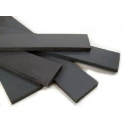PVC placa Gris 470x55x10 mm
