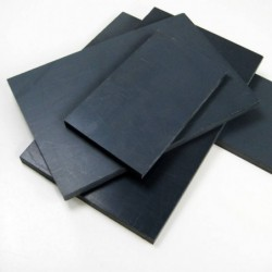 PVC placa Gris 155x90x10 mm