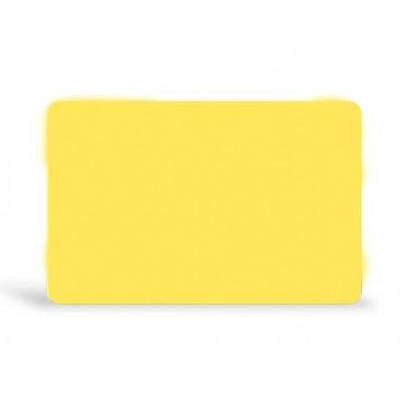 Tarjeta PVC Amarilla