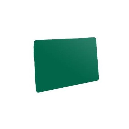 Tarjeta PVC Verde