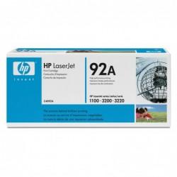 Cartucho HP Laserjet 92A negro C4092A