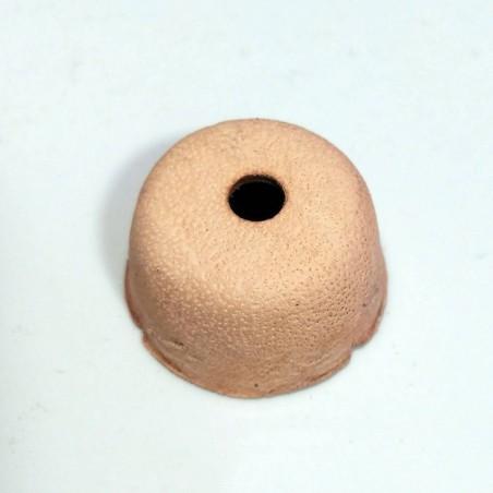 Zapata de Cuero sombrero 20mm