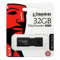 Pendrive Kingston Data Traveler 100 G3 32gb