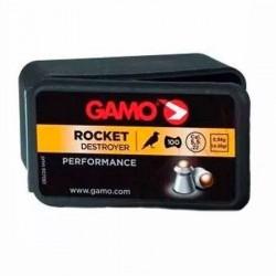 Gamo Rocket Cal. 5.5 Balinera (100 ud)