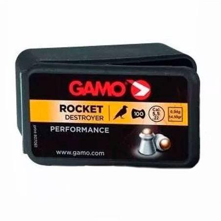 Balines Gamo Rocket Cal. 5.5 Balinera (100 ud)