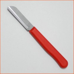 Cuchillo agrícola recto hoja 6 cm
