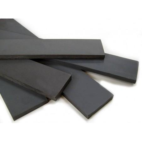 PVC placa Gris 520x70x15 mm