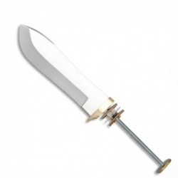 Kit fabricacion Cuchillo caza H14