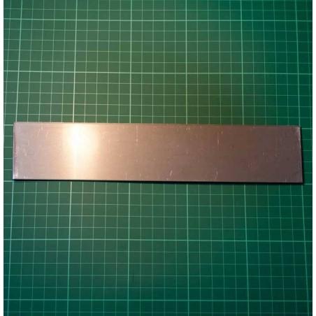 Acero 12C27 2.5X50X250mm