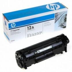 Cartucho HP 12A