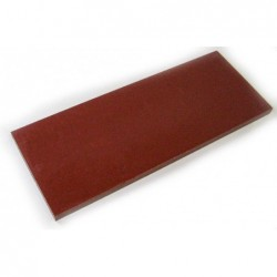Placa Polietileno marron 390X150x15mm