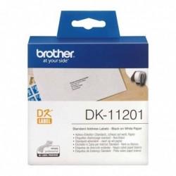 Etiqueta Brother DK-11201