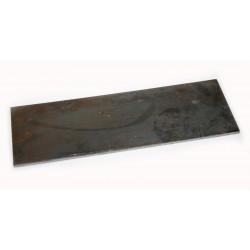 Placa de hierro laminado