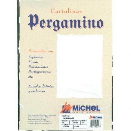 Pergamino cartulina Michel 2603 A4 160gr.