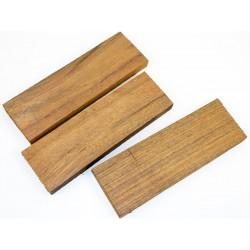 Lote 3 maderas Mongoy  bruto