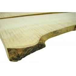 Tabla madera Arce bruto