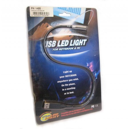 Lampara de Luz Led USB